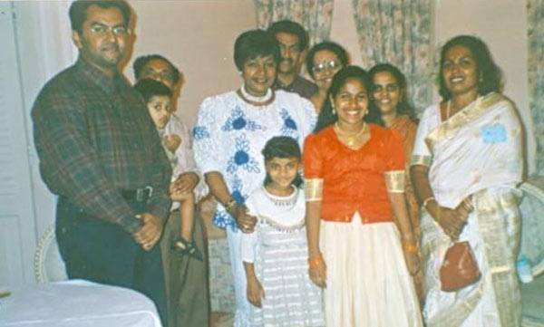 Winnie Mandela, Sukumaran, Mallika Sukumaran