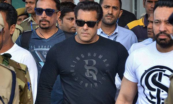 Salman Khan, poaching case