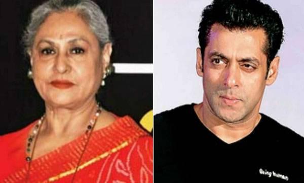 Salman Khan's conviction, Jaya Bachchan