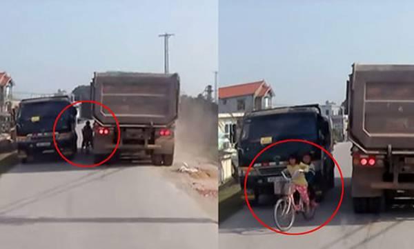 kids, truck video