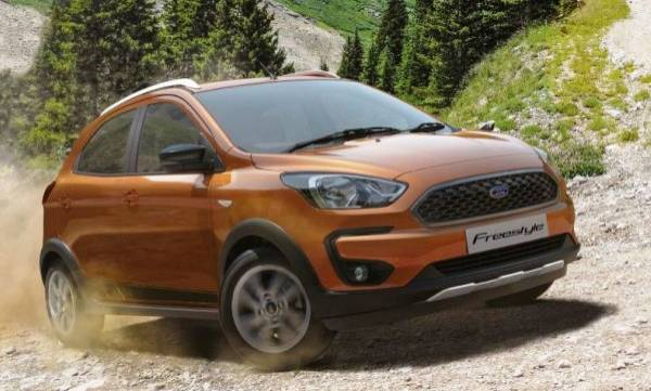 ford freestyle can now be booked on amazon