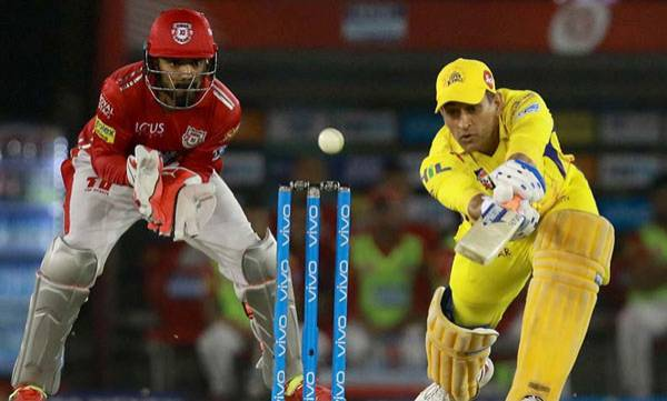 Kings XI Punjab, Chennai Super Kings
