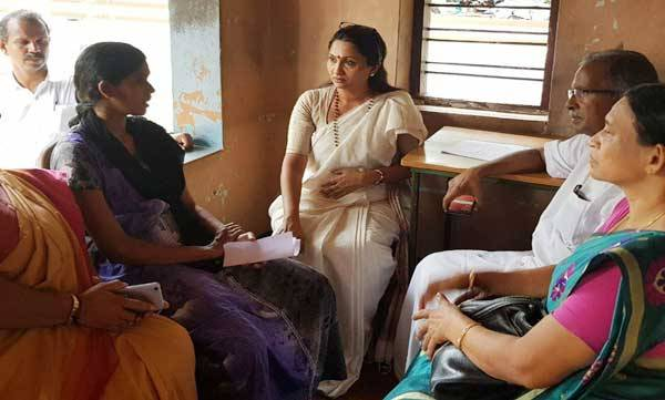 Deepthi Mary Varghese