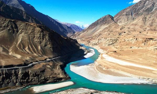 Indus River, Ground water depletion