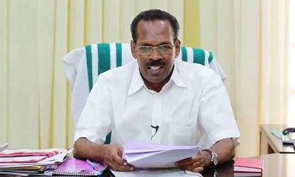 minister, t.p ramakrishnan, nurse strike