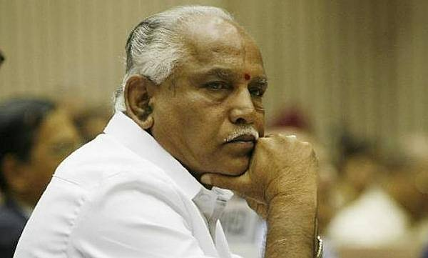 BS Yeddyurappa resigns