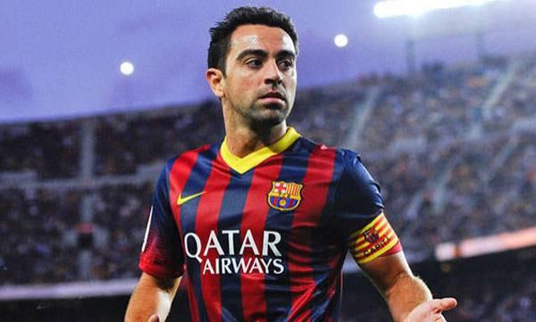 Xavi, Barcelona, Madrid, Champions League