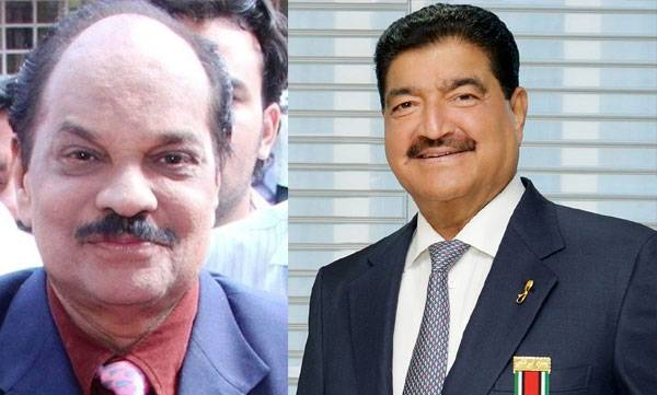 Atlas Ramachandran, B R Shetty