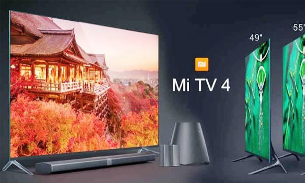 xiaomi mi tv 4 dixon technologies foxconn local manufacturing 55000 tvs