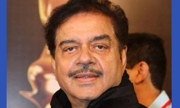 Sathrughnan Sinha MP, BJP