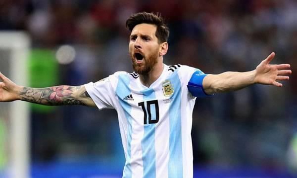 Lionel Messi, Argentina, World cup