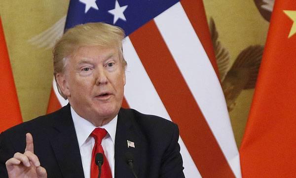 Donald Trump, WTO, US