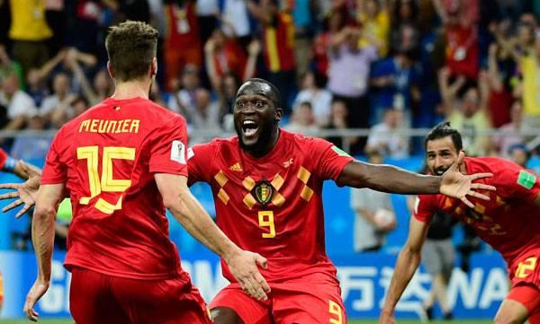 Belgium, Japan, World Cup, Quarter finals