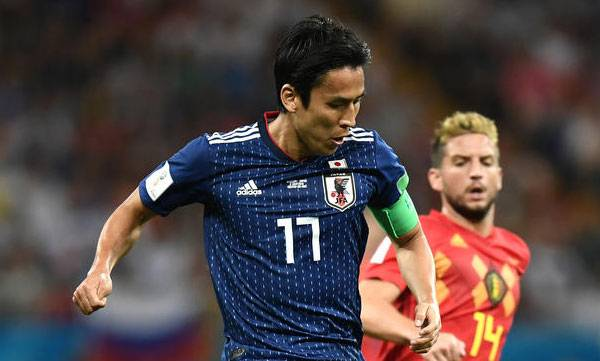 Japan, captain, world cup