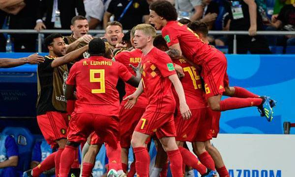 Brazil, Belgium, World cup