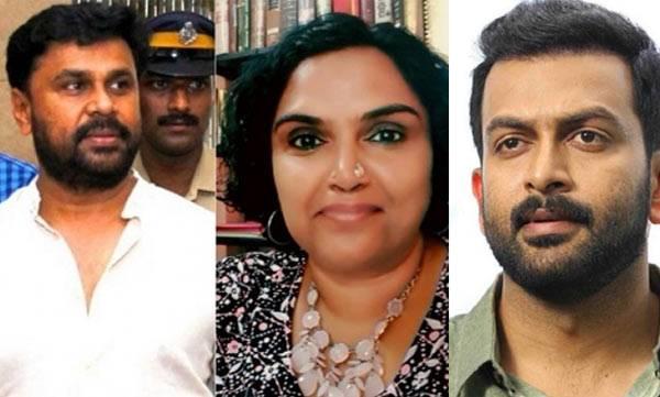 AMMA, Sangeetha lakshmana, mohanlal, Dileep, prithviraj