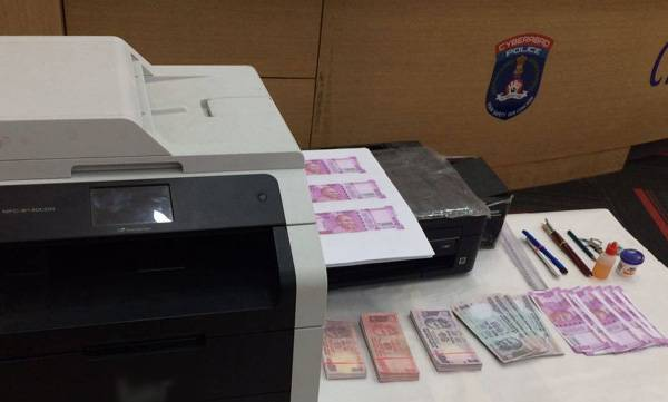 fake note printing