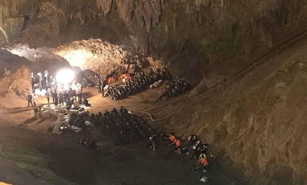 Thai cave rescue, Museum