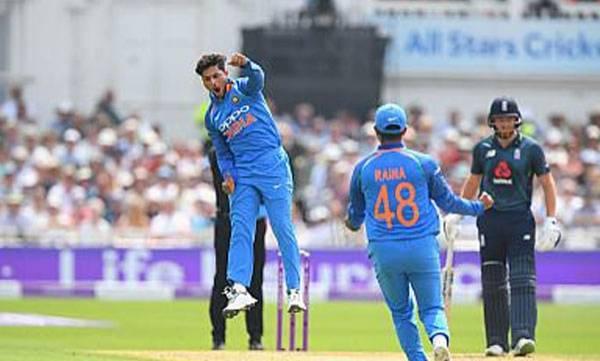 Nottingam ODI, England vs India