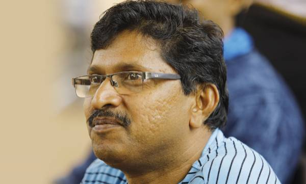 Film director M Mohanan