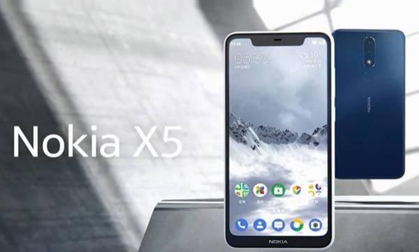 Nokia X5 or Nokia 5.1 Plus
