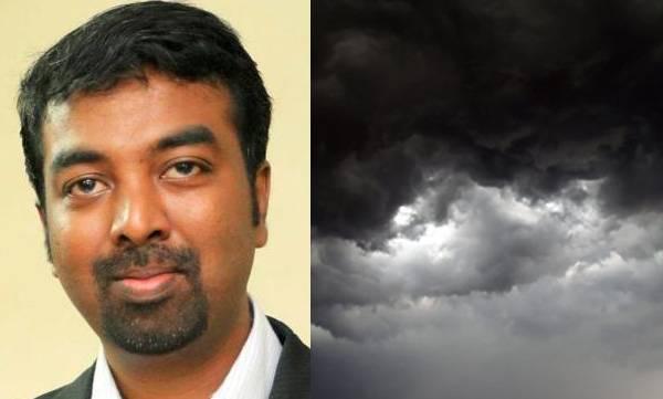 Weatherman Pradeep John