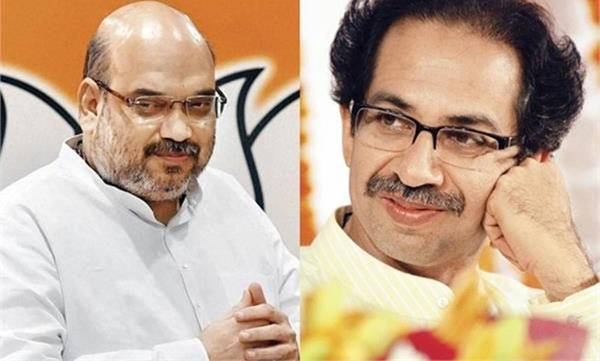 latest-news-bjp-sivsena-to-part-ways-hints-amit-shah-and-udhav-thakkare