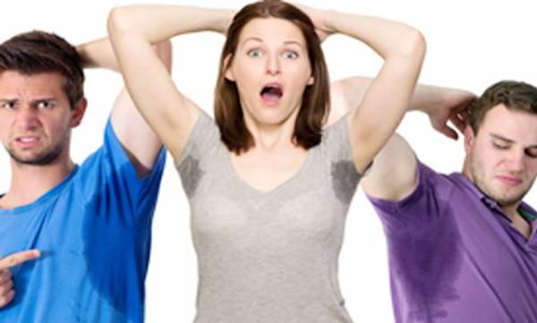 Excessive Sweating - Hyperhidrosis