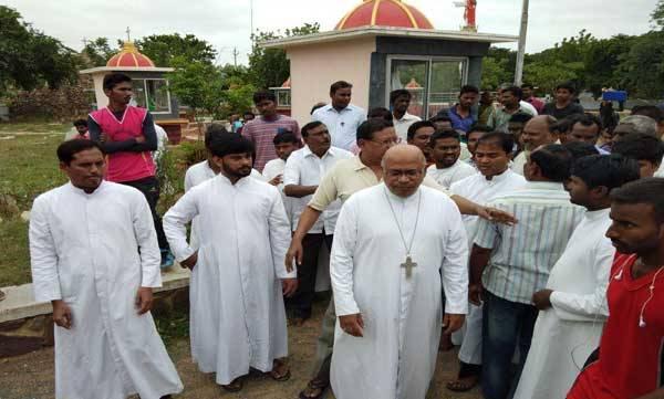Kadappa Catholic Bishop