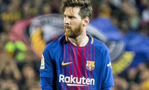 Messi, Roma,  Malcom