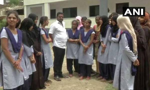 Clerk pay, School fees, Karnataka