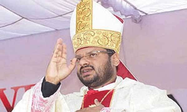 bishop franco mulaykal