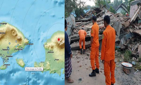 researchers, Indonesia, quake