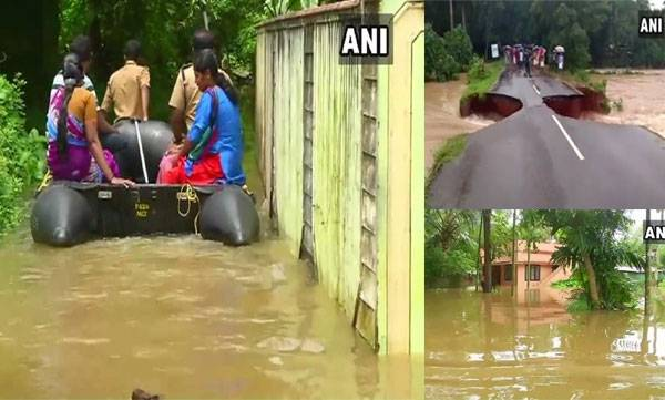 US, Citizens, Kerala, Heavy Rains, Floods