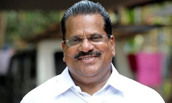 e.p Jayarajan