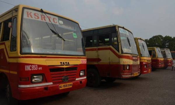 KSRTC, Kerala flood
