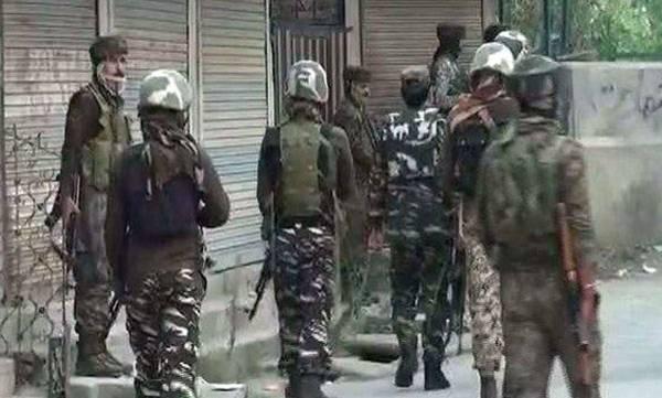 Policeman Killed,  Encounter, Srinagar