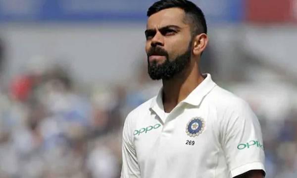 Virat Kohli,  ICC Test Rankings