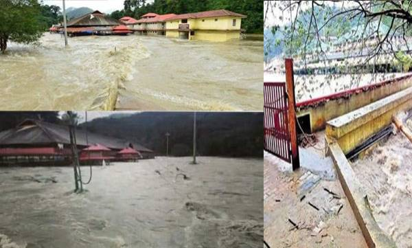 Rain Havoc,  Kerala
