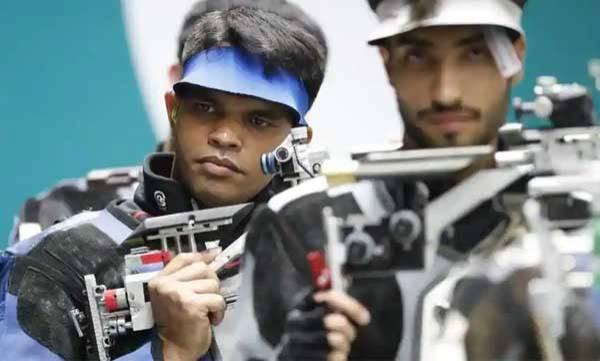 Asian Games 2018,Deepak Kumar