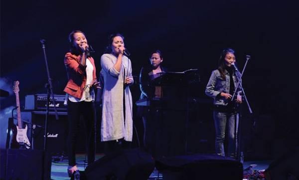 Nagaland music concert