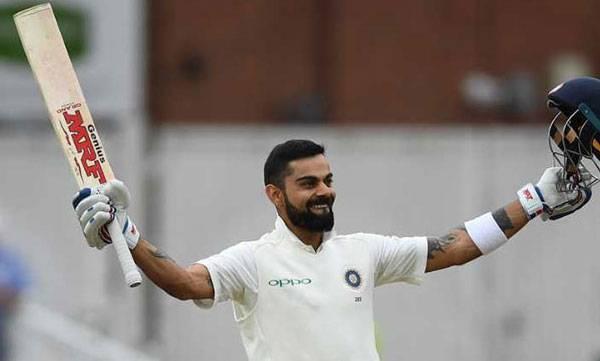 Virat Kohli, ICC Ranking