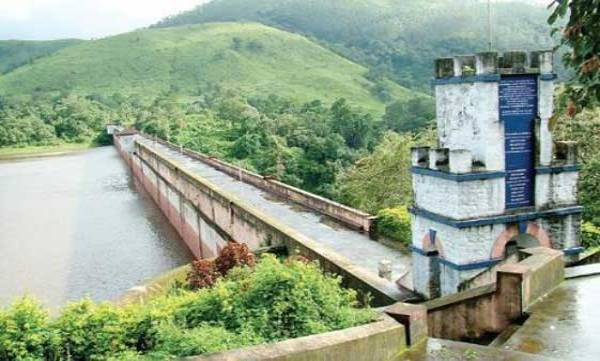Supreme Court, Mullaperiayr dam, 139 ft