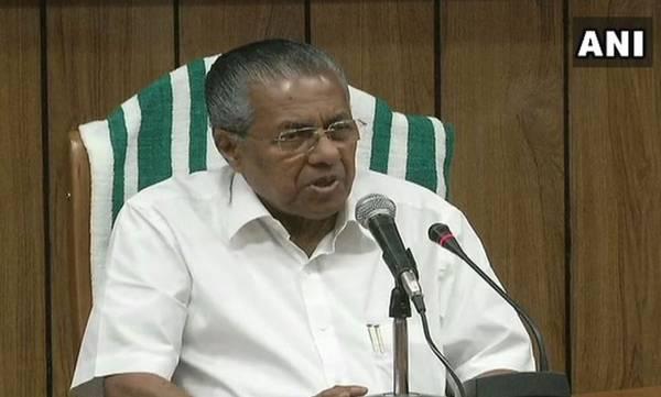 Facebook post, CM Pinarayi Vijayan