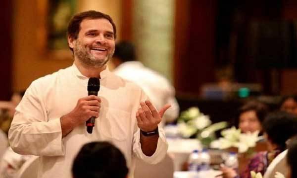 RSS, Rahul Gandhi