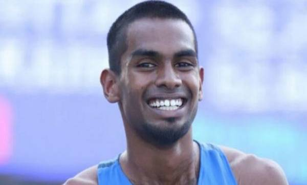 asian games , Dharun Ayyaswamy