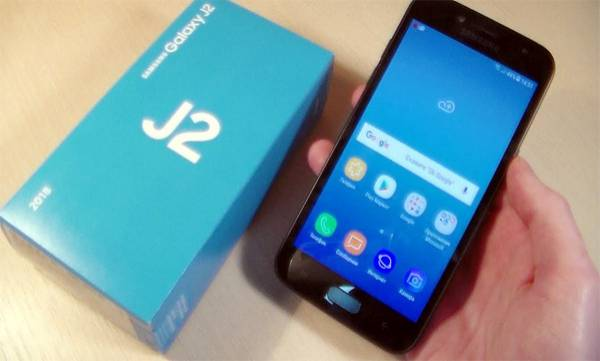 samsung galaxy j2 core with android 8.1 oreo launched