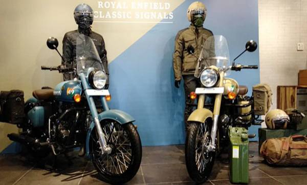 royal enfield classic signals 350 with abs launched