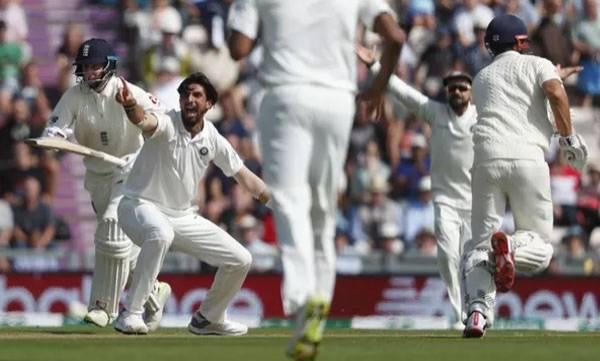 England v India, Fourth Test