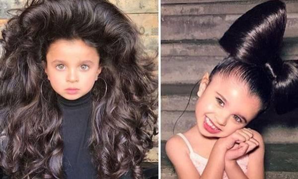 5-Year-Old, Hair